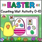 Easter Counting and Number Recognition Activity 0-10
