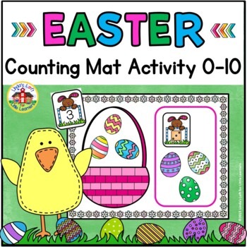 Easter Number Recognition and Counting