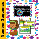 Easter Number Sequence Puzzle