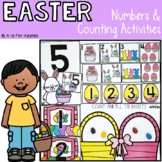 Easter Numbers and Counting Activities