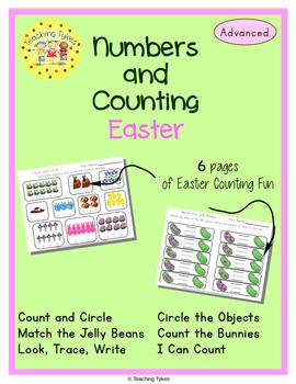 Easter Number sense and Numeration Numbers and Counting