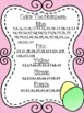 Easter Numbers to 120 Call and Color 5 Pack