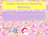 Easter Numeral-Quantity Matching