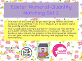 Easter Numeral-Quantity Matching Set 2