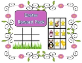 Easter Online ESL rewards pack - Tic Tac Toe, Find a Star - VIPKID