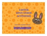 Easter Open Ended Activities