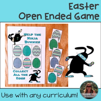 Easter Open Ended Game