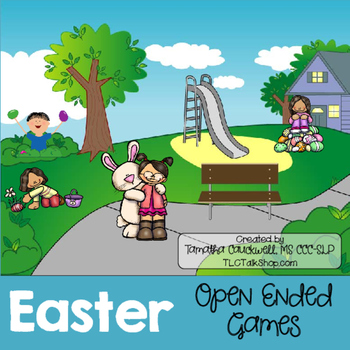 Easter: Open-Ended Games