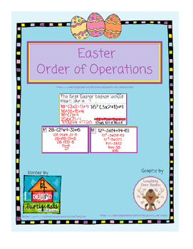 Easter Order of Operations