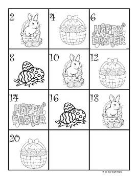 Easter # Ordering