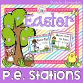Easter P.E. Stations
