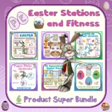 Easter PE Movement- 5 Product Super Bundle- Great for Dist
