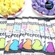 Easter PEEPS Bookmarks - customizable