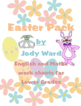 Easter Pack Worksheets and Fun