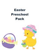 Easter Pack for Preschoolers