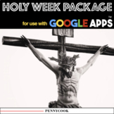 Easter Package -Holy Week Bible Study and Other Activities - Intermediate/Senior