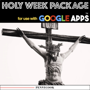 8f64dfa08 ... NO PREP - Easter Package -Holy Week Bible Study   Activities -  Int Senior