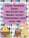Easter Packet Freebie
