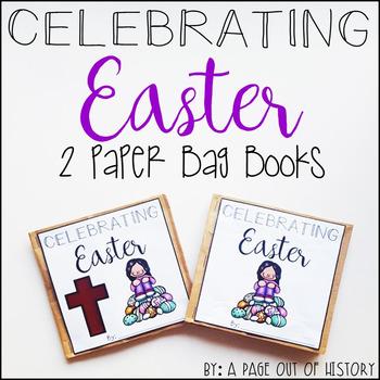 Easter Paper Bag Book - Holidays Paper Bag Books