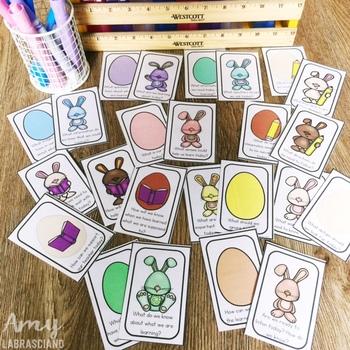 Easter Partner Pair Cards