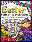 Parts of Speech Game - Easter
