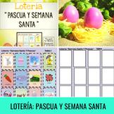 Easter Pascua Y Semana Santa Spanish Bingo Game
