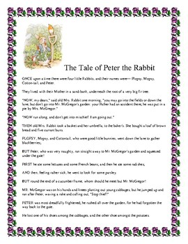 Easter Passage and Word Search