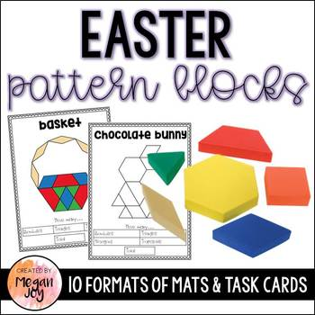 Easter Pattern Blocks