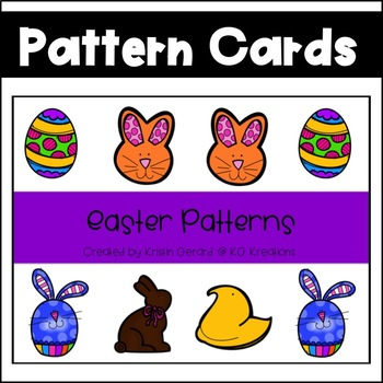 Easter Pattern Cards