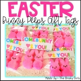 Easter Peeps Gift Tags