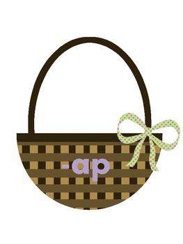 Easter Peeps - Short A, E, I, O and U Word Sorts - BARGAIN BUNDLE
