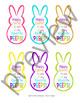 Easter Peeps Treat Tags