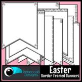 Easter Borders Clip Art