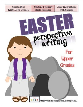 Easter Perspective Writing