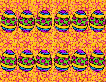 Easter Phonemic Awareness
