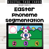 Easter Phoneme Segmentation for Google Slides™
