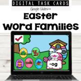 Easter Word Families for Google Slides™