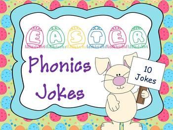 Easter Phonics Jokes