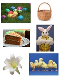 Easter Picture and Word Match