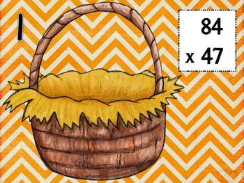 Easter Pile It On... Math fun for older kids