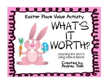 Easter Place Value