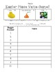 Easter Place Value Game!