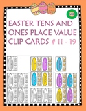 Easter Place Value Numbers 11-19