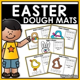 Easter Play Dough Mats Activities