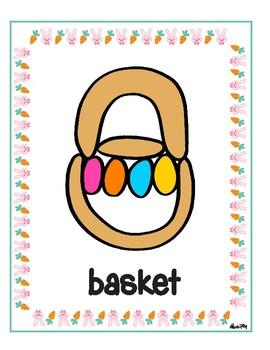 Easter Playdough Mats