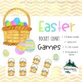 Easter Pocket Chart Games