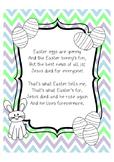 Easter Poem for Preschoolers