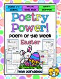 Poem of the Week: Easter Poetry Power!