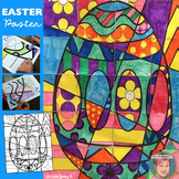 Easter Activities - Classroom Collaboration Poster