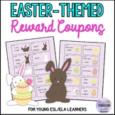 Easter/Spring Reward Coupons (Positive Reinforcement/Feedback)